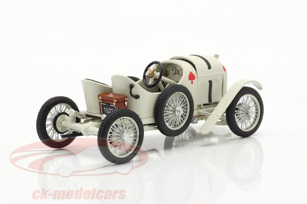 Austro Daimler Sascha ADS-R Année de construction 1922 blanc 1:43 Fahr(T)raum
