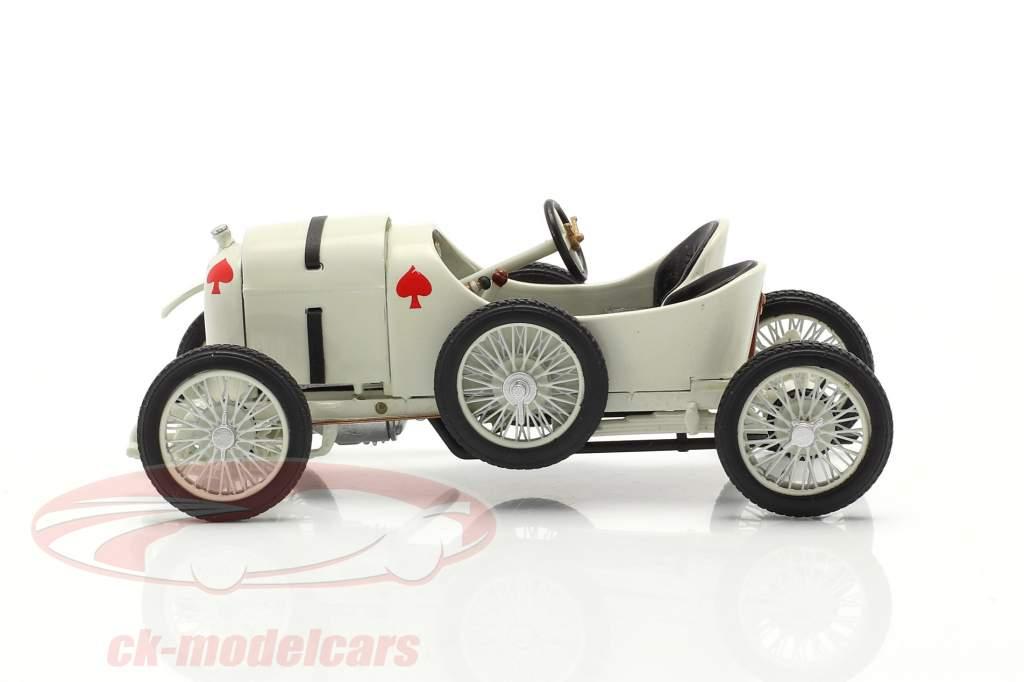 Austro Daimler Sascha ADS-R year 1922 white 1:43 Fahr(T)raum