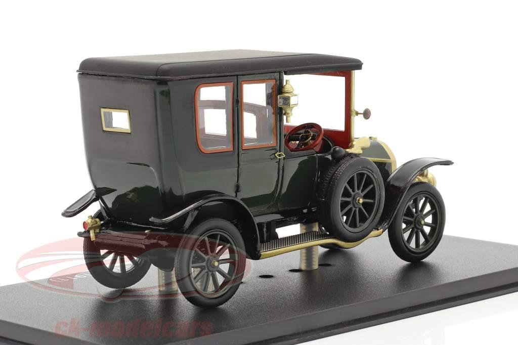Austro Daimler Kaiserwagen year 1911 green 1:43 Fahr(T)raum