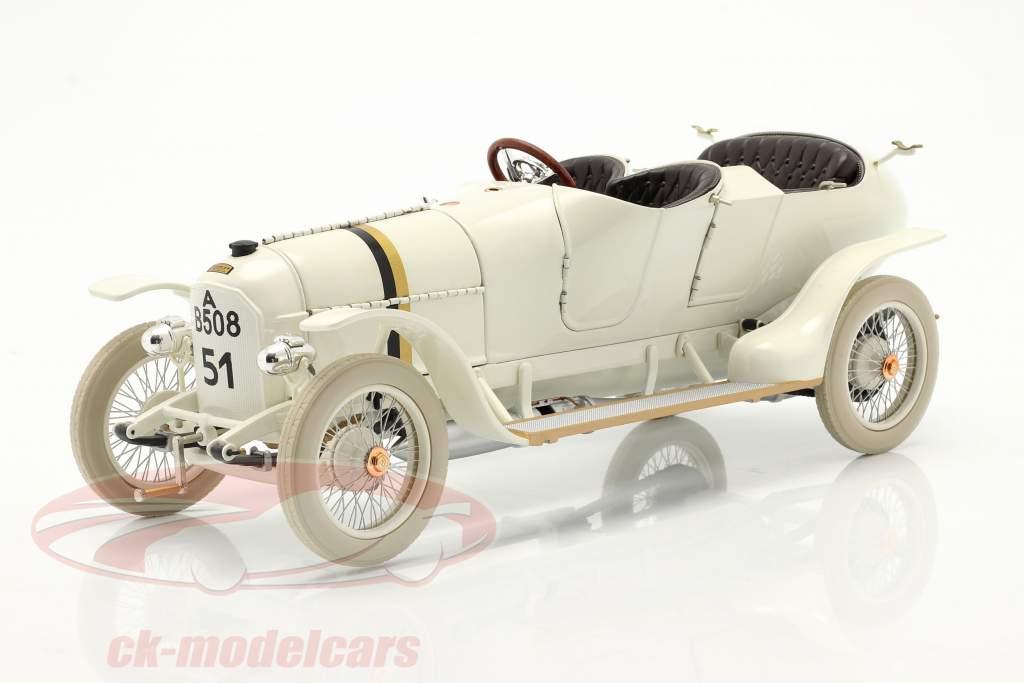 Austro Daimler #51 Sieger Prinz-Heinrich-Fahrt 1910 F. Porsche 1:18 Fahr(T)raum