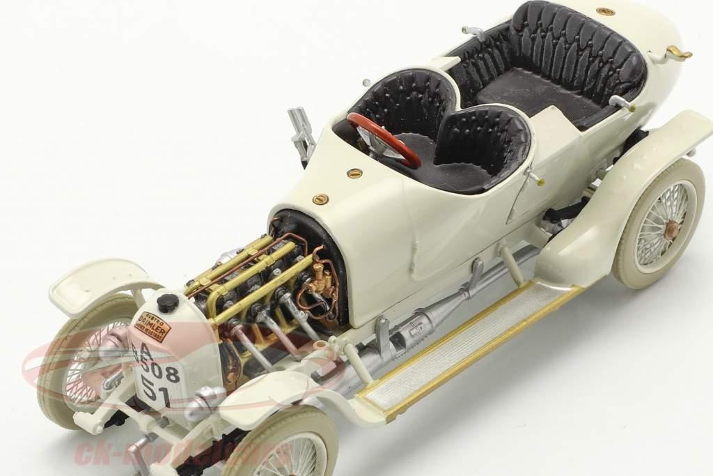 Austro Daimler #51 Sieger Prinz-Heinrich-Fahrt 1910 F. Porsche 1:43 Fahr(T)raum