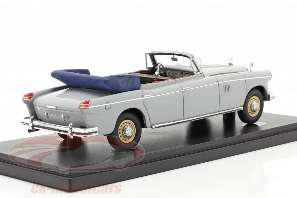 Maybach SW 38/42 Ponton-Cabriolet year 1950 garu 1:43 AutoCult
