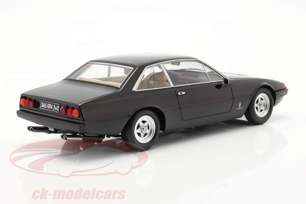 Ferrari 365 GT4 2+2 year 1972 black 1:18 KK-Scale