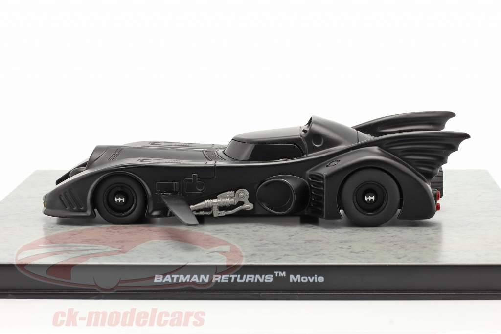 Batman Batmobile Película Batman Returns (1992) negro 1:43 Altaya
