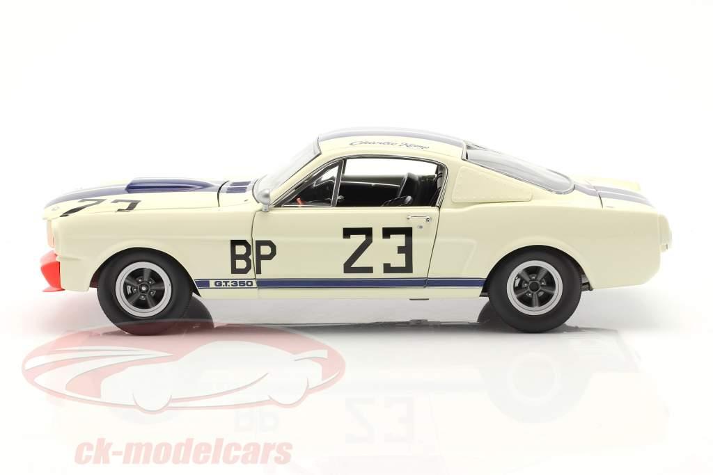 Shelby GT 350R #23 Charlie Kemp 1:18 GMP