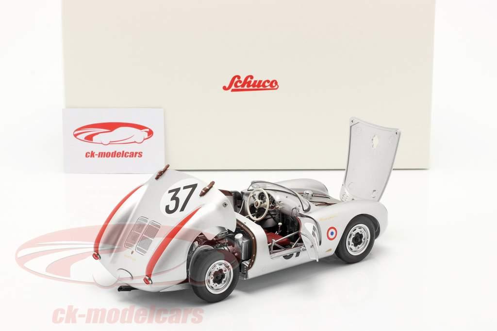 Porsche 550 A Spyder #37 vinder S1.5 klasse 24h LeMans 1955 1:18 Schuco
