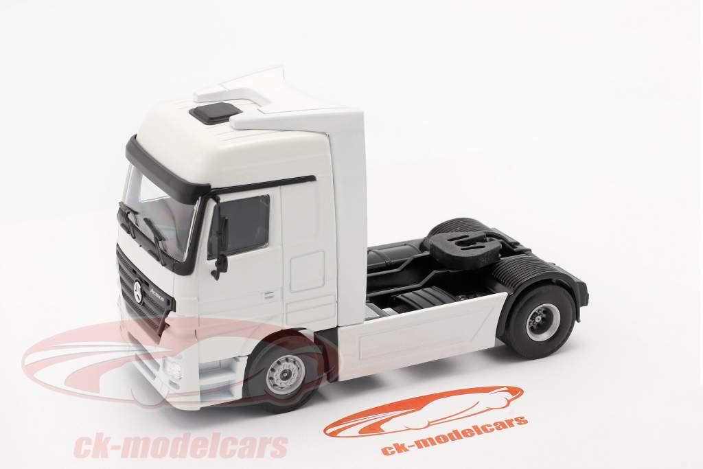 Mercedes-Benz Actros Truck White 1:50 Tekno Joal