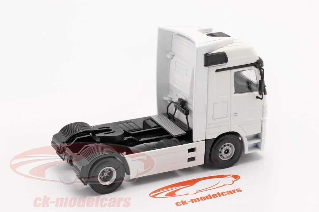 Mercedes-Benz Actros Camion bianca 1:50 Tekno Joal