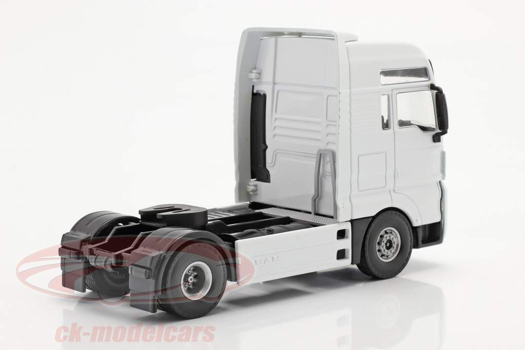 MAN TGX V8 Camion bianca 1:50 Tekno Joal