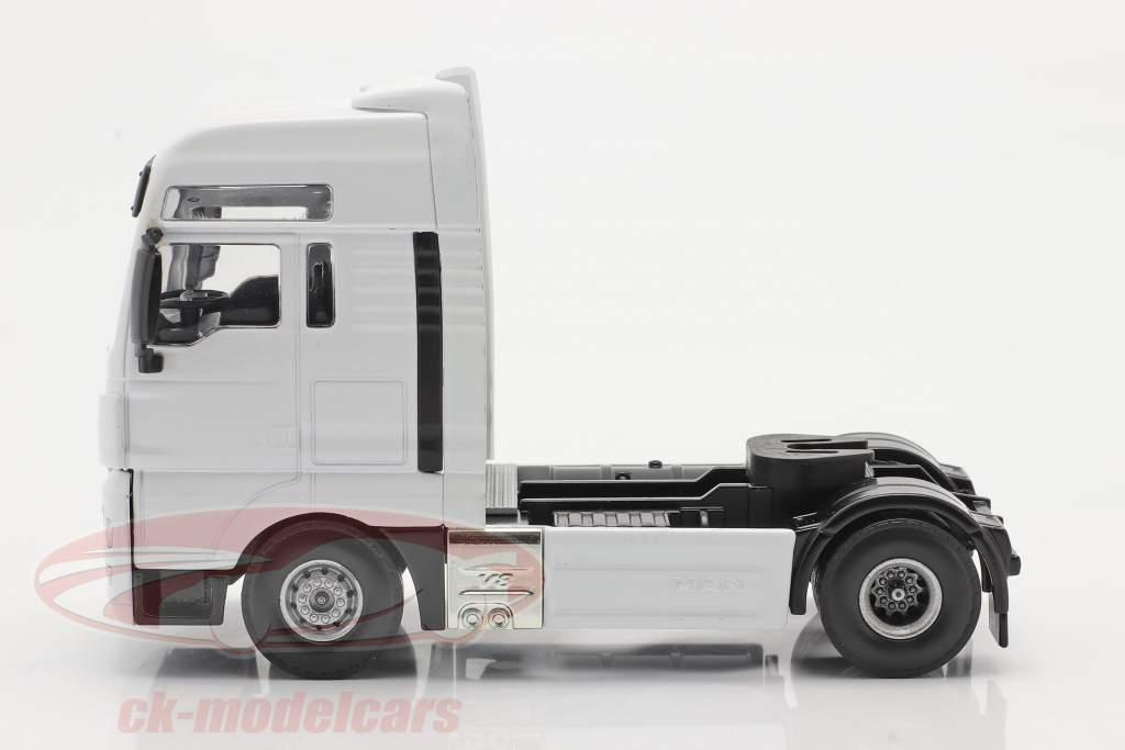 MAN TGX V8 Camión Blanco 1:50 Tekno Joal