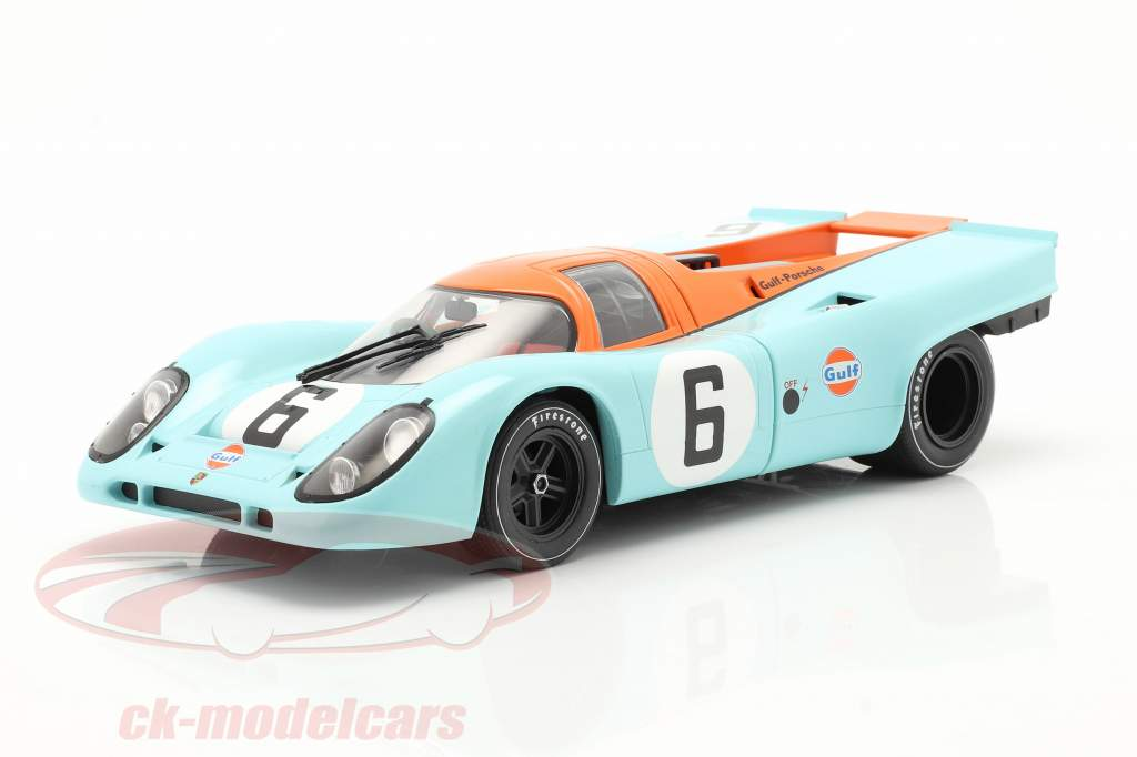 Porsche 917K #6 Can-Am Watkins Glen 1970 Brian Redman 1:18 CMR