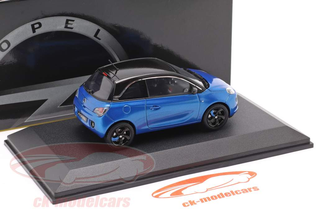 Opel Adam blu 1:43 iScale