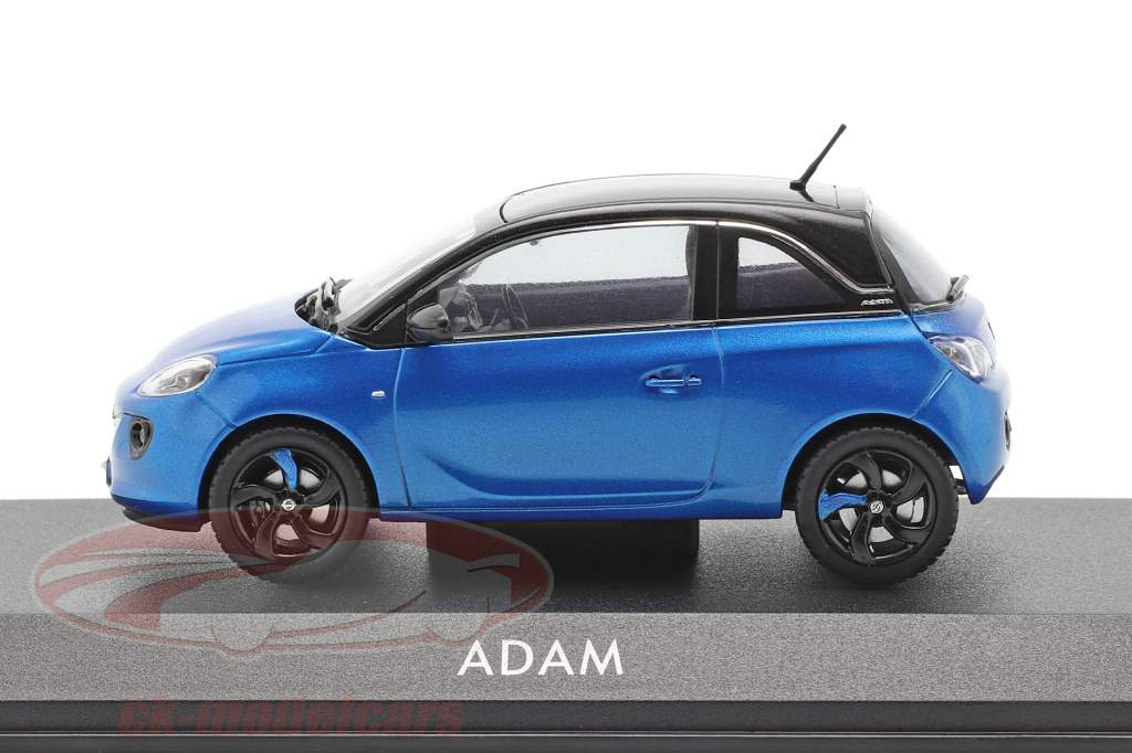 Opel Adam blau 1:43 iScale