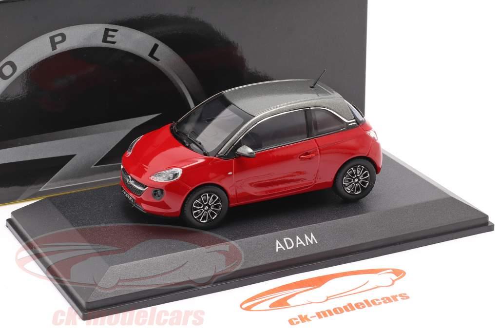 Opel Adam rosso 1:43 iScale