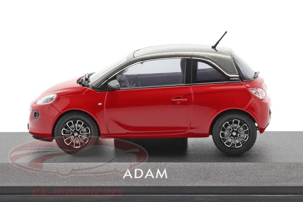 Opel Adam rot 1:43 iScale