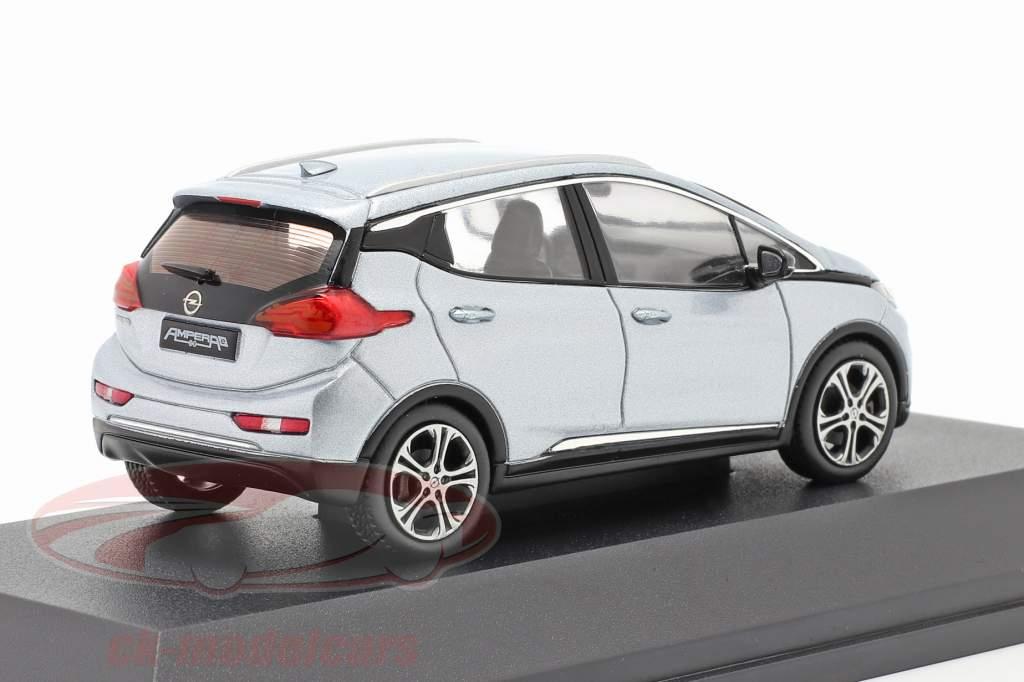 Opel Ampera-E cristallo argento 1:43 iScale