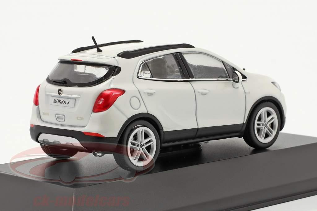 Opel Mokka X blanc 1:43 iScale