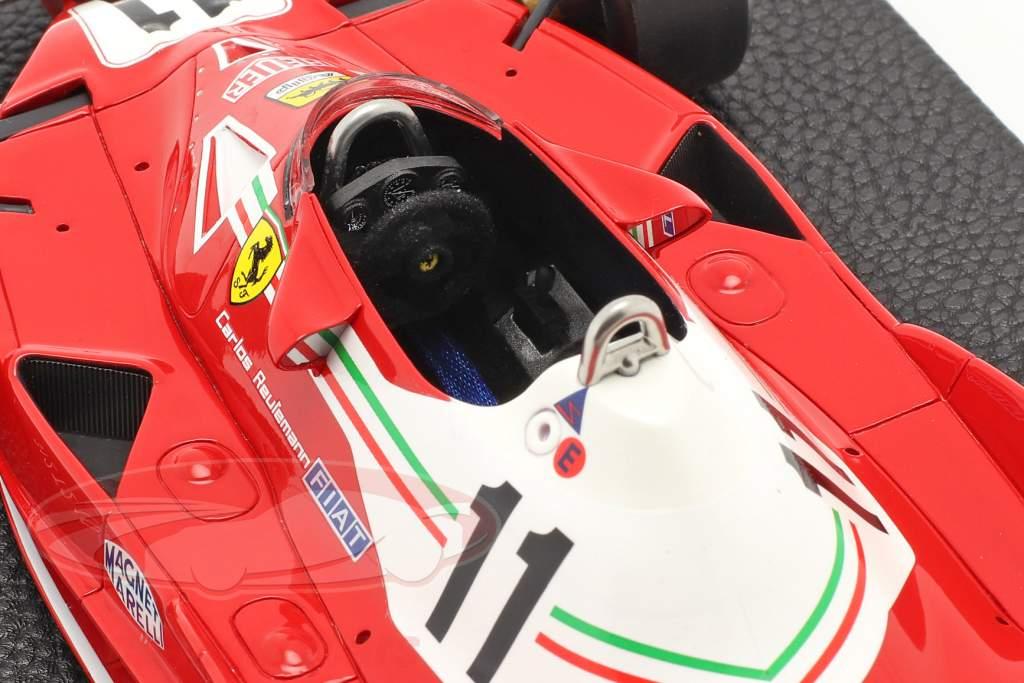 C. Reutemann Ferrari 312T2 #11 gagnant brésilien GP formule 1 1978 1:18 GP Replicas