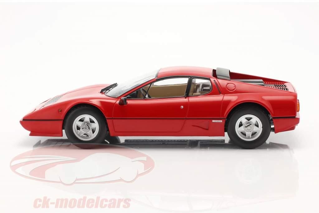 Ferrari 512 BBi Bouwjaar 1981 rood 1:18 KK-Scale