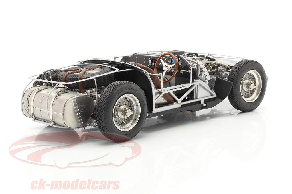 Maserati 300S 24h Le Mans 1956 1:18 chasis rodante CMC