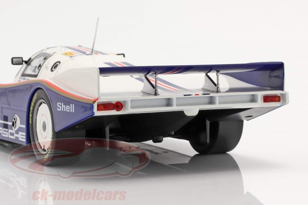 Porsche 962C #17 Vinder 24h LeMans 1987 Stuck, Bell, Holbert 1:18 Norev