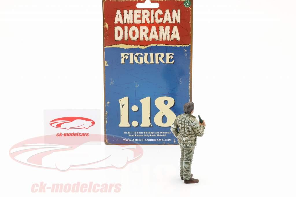 Hangover Tom figure 1:18 American Diorama