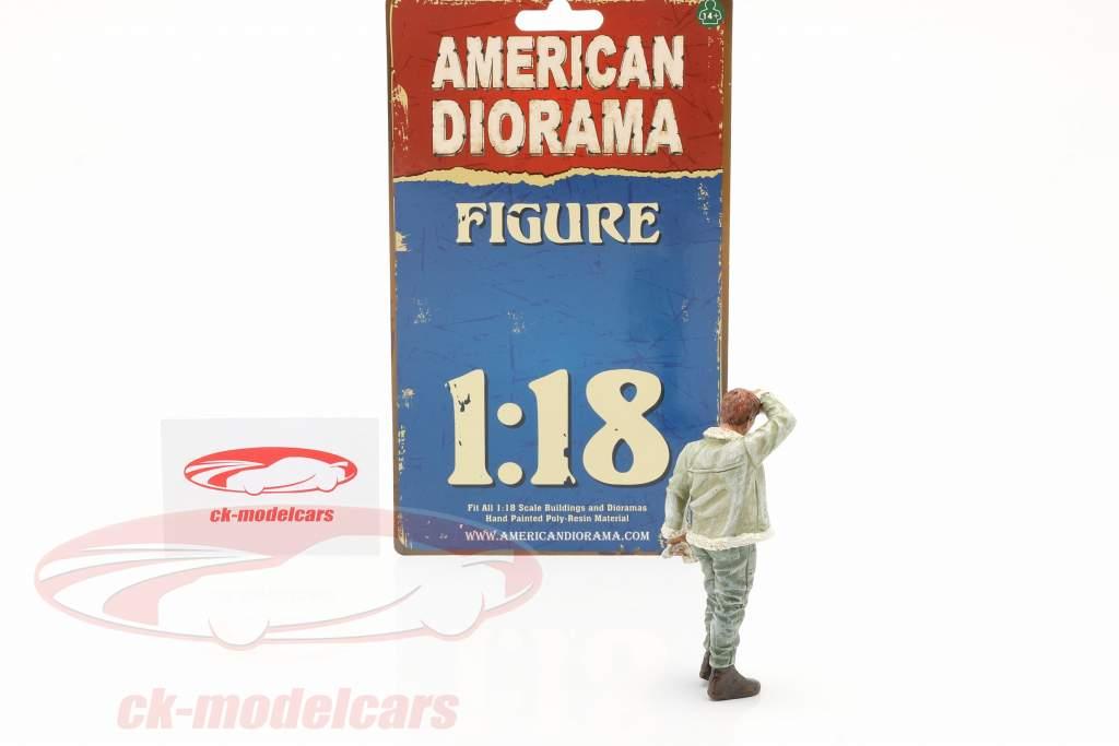 Sweating Joe figure 1:18 American Diorama