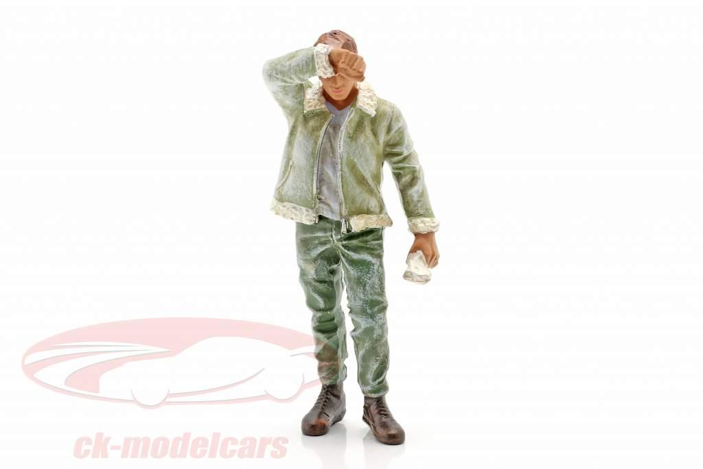 Zweten Joe figuur 1:18 American Diorama