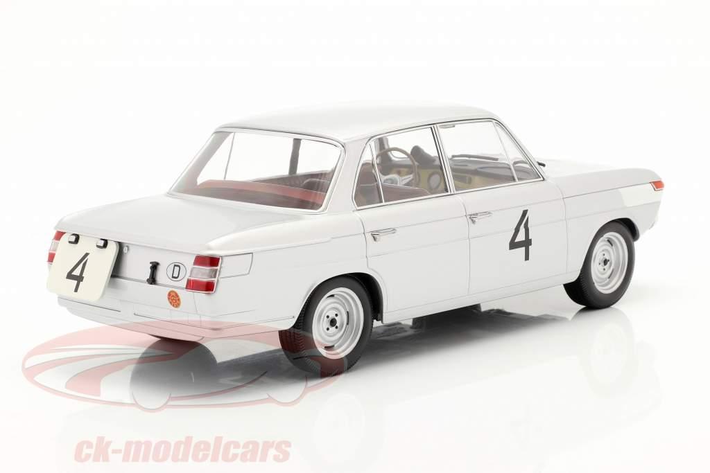 BMW 1800 TI #4 winnaar 24h Spa 1965 Ickx, van Ophem 1:18 Minichamps