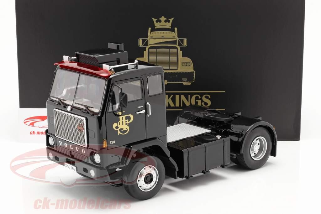 Volvo F88 un camion John Player Team Lotus 1978 1:18 Road Kings