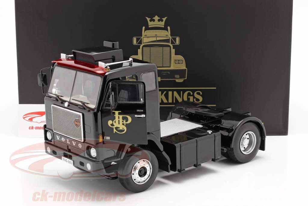 Volvo F88 Sattelzugmaschine John Player Team Lotus 1975 1:18 Road Kings