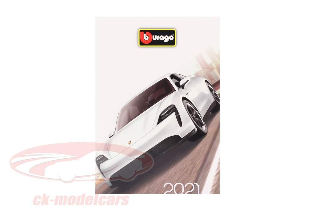 Catalogue Bburago 2021