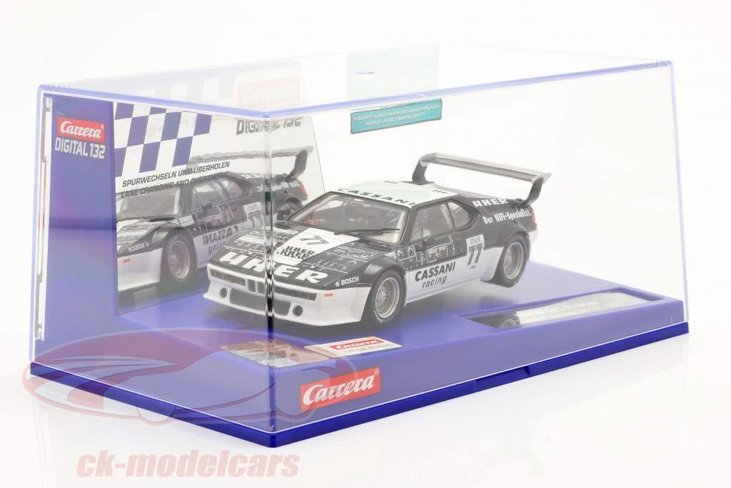 Digital 132 SlotCar BMW M1 Procar #77 Cassani Racing 1979 1:32 Carrera