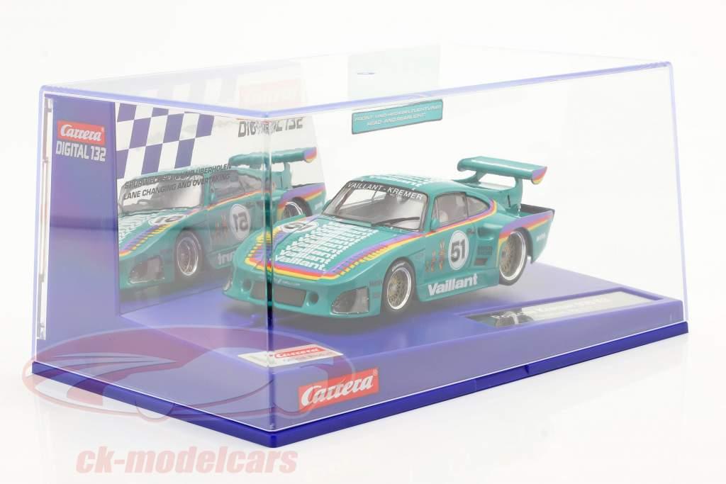 Digital 132 SlotCar Porsche Kremer 935 K3 #51 Vaillant 1:32 Carrera