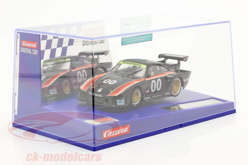 Digital 132 SlotCar Porsche Kremer 935 K3 #00 Interscope Racing 1:32 Carrera