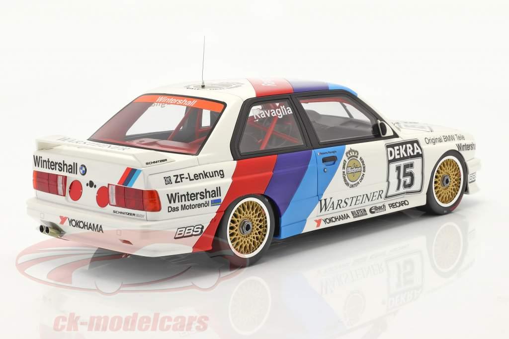 BMW M3 (E30) Sport Evolution #15 Vincitore DTM 1989 R. Ravaglia 1:12 OTTOmobile