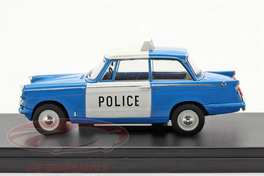 Triumph Herald Saloon britânico polícia 1962 1:43 Premium X