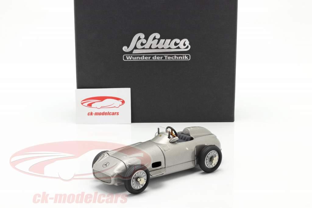 Set de regalo Mercedes-Benz W196 Monoposto Con mejor calidad Reloj de pulsera Schuco / 2. elección