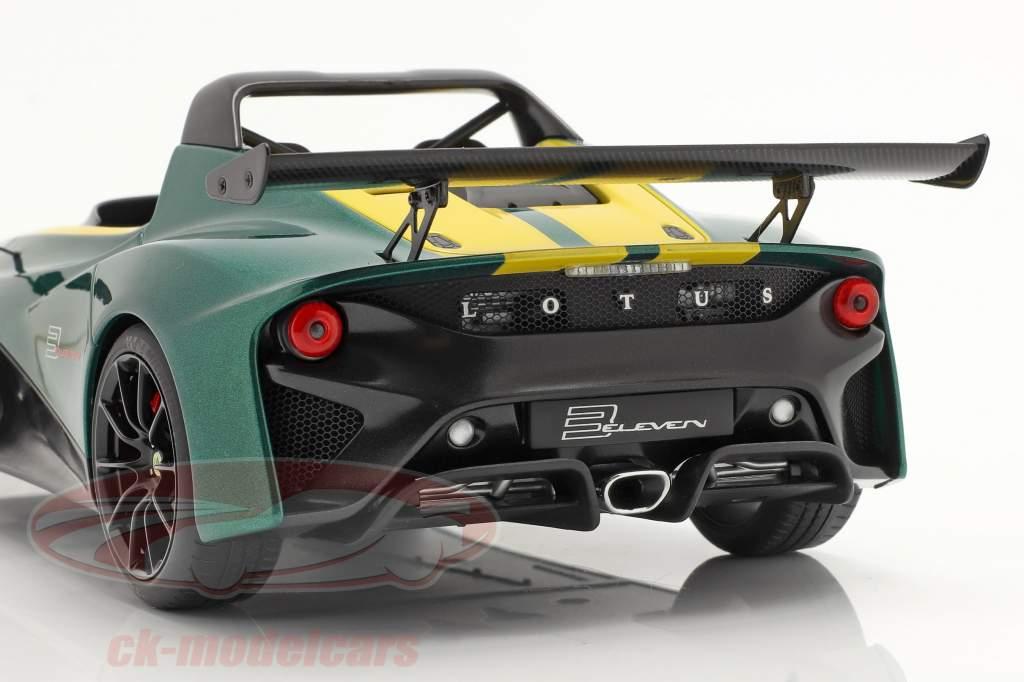 Lotus 3-Eleven verde / giallo 1:18 AUTOart
