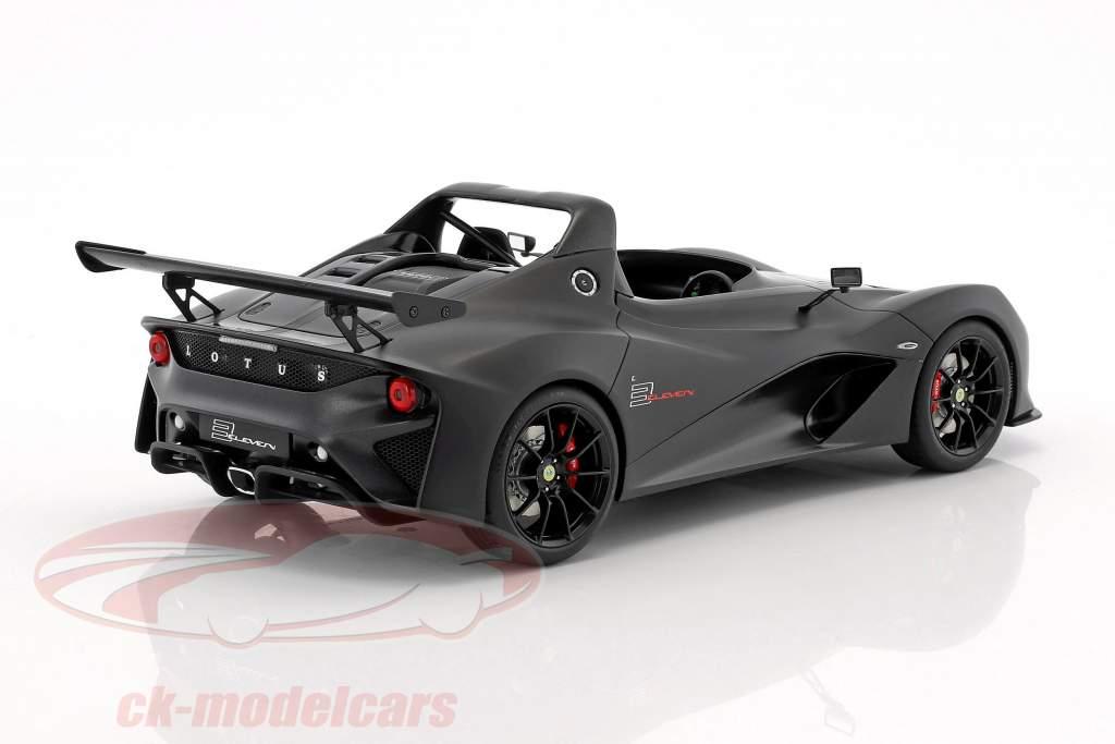 Lotus 3-Eleven esteira preto com lustro acentos 1:18 AUTOart
