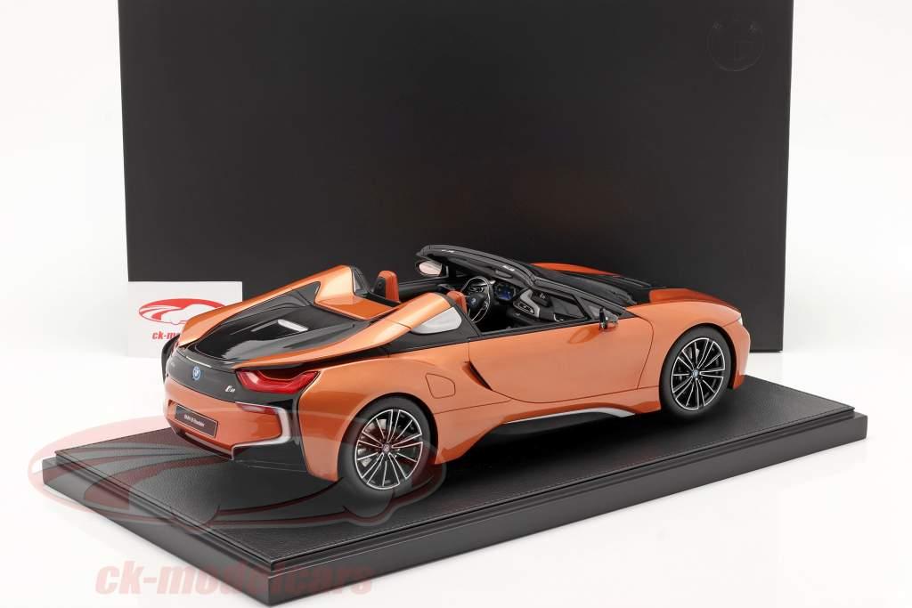 BMW i8 Roadster E-copper 1:12 BMW