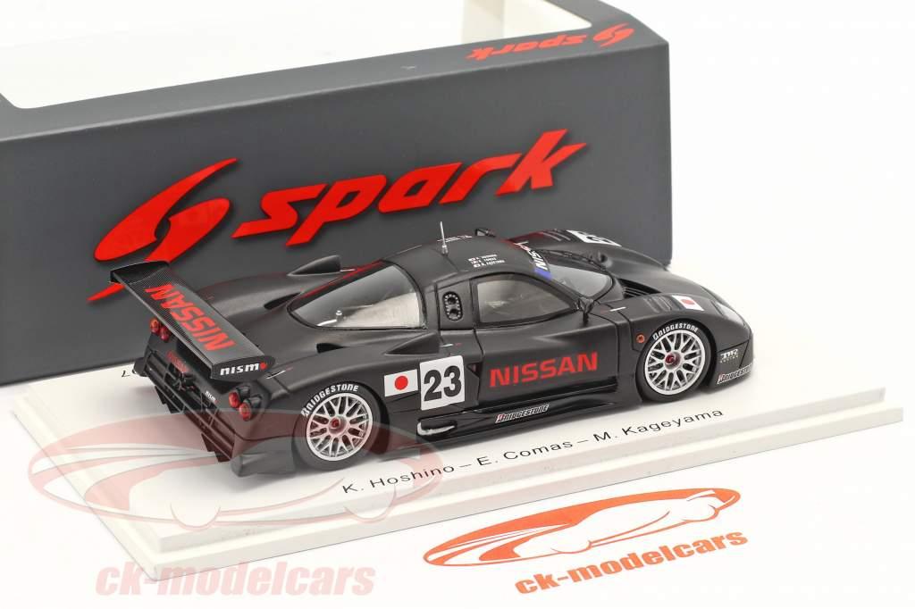 Nissan R390 GT1 #23 Prequalifiche 24h LeMans 1997 1:43 Spark
