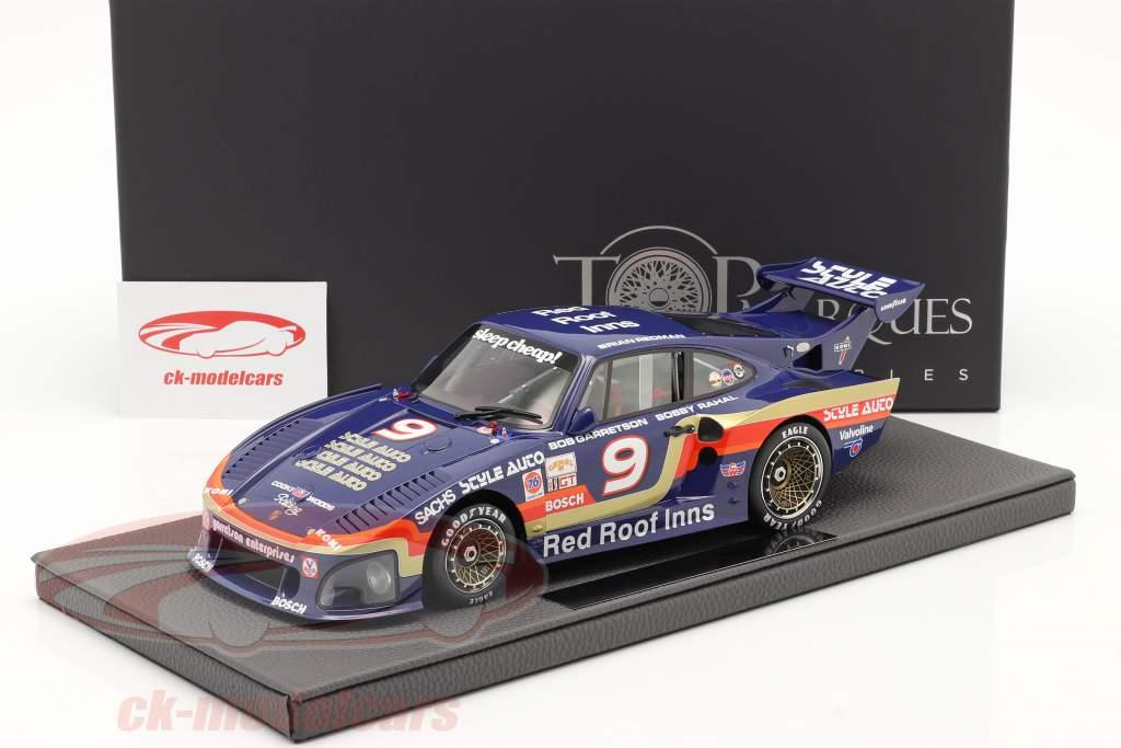 Porsche 935 K3/80 #9 vincitore 24h Daytona 1981 Garretson Racing 1:18 TopMarques