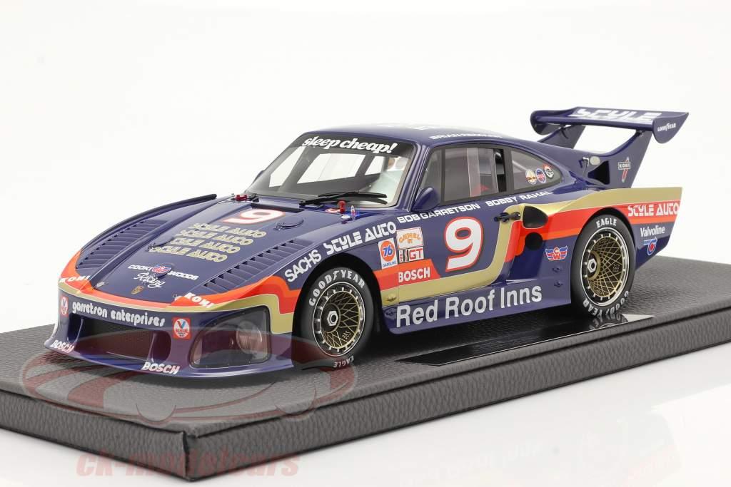 Porsche 935 K3/80 #9 winnaar 24h Daytona 1981 Garretson Racing 1:18 TopMarques