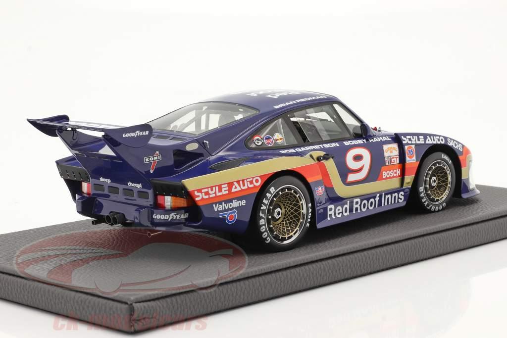 Porsche 935 K3/80 #9 ganador 24h Daytona 1981 Garretson Racing 1:18 TopMarques