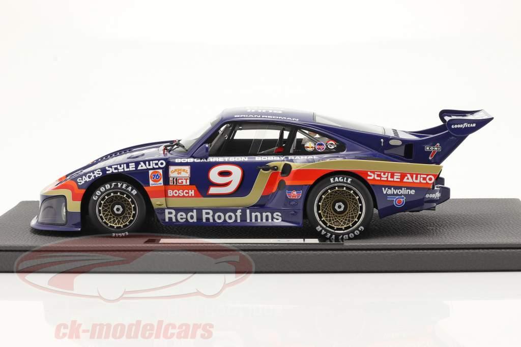 Porsche 935 K3/80 #9 vencedora 24h Daytona 1981 Garretson Racing 1:18 TopMarques