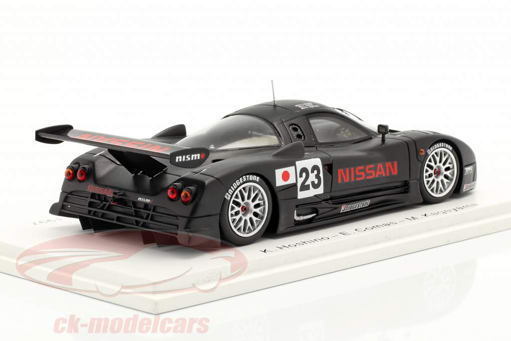 Nissan R390 GT1 #23 Pre-kwalificaties 24h LeMans 1997 1:43 Spark