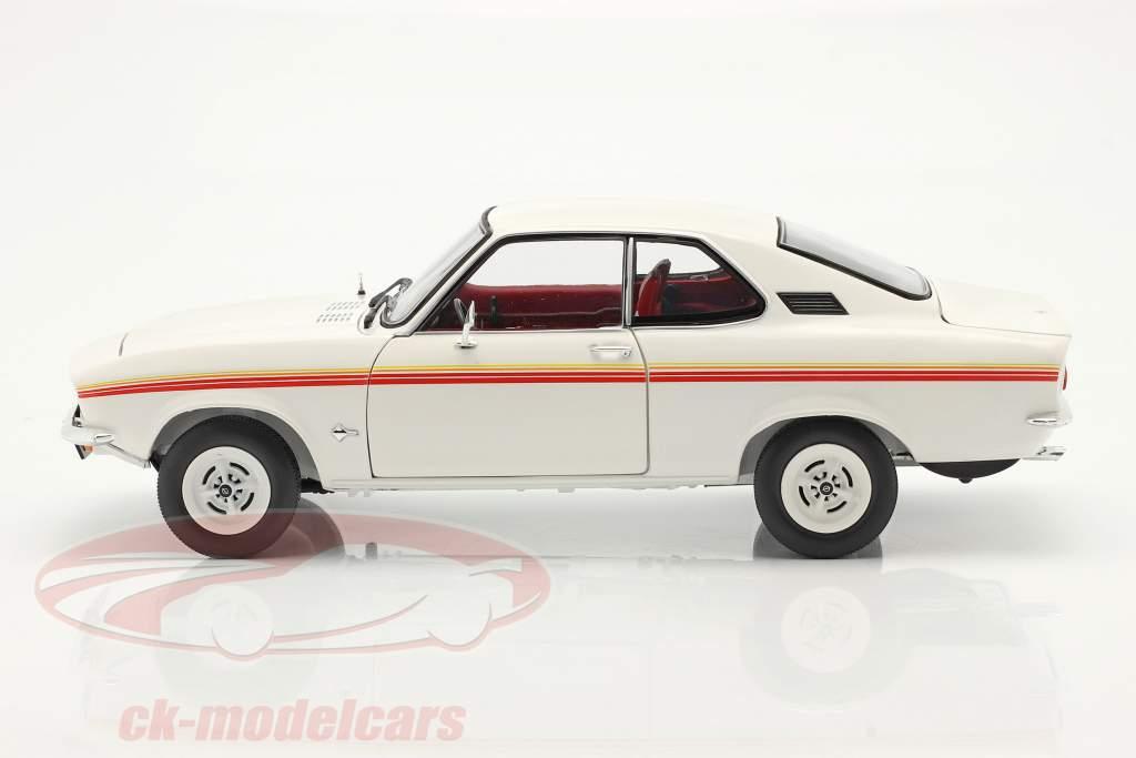 Opel Manta Swinger Año de construcción 1975 blanco 1:18 Norev