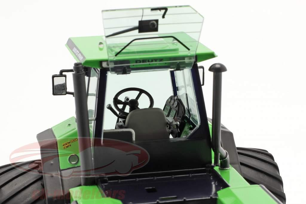 Deutz-Fahr Intrac 6.60 trator Ano de construção 1986-91 verde / Preto 1:32 Schuco