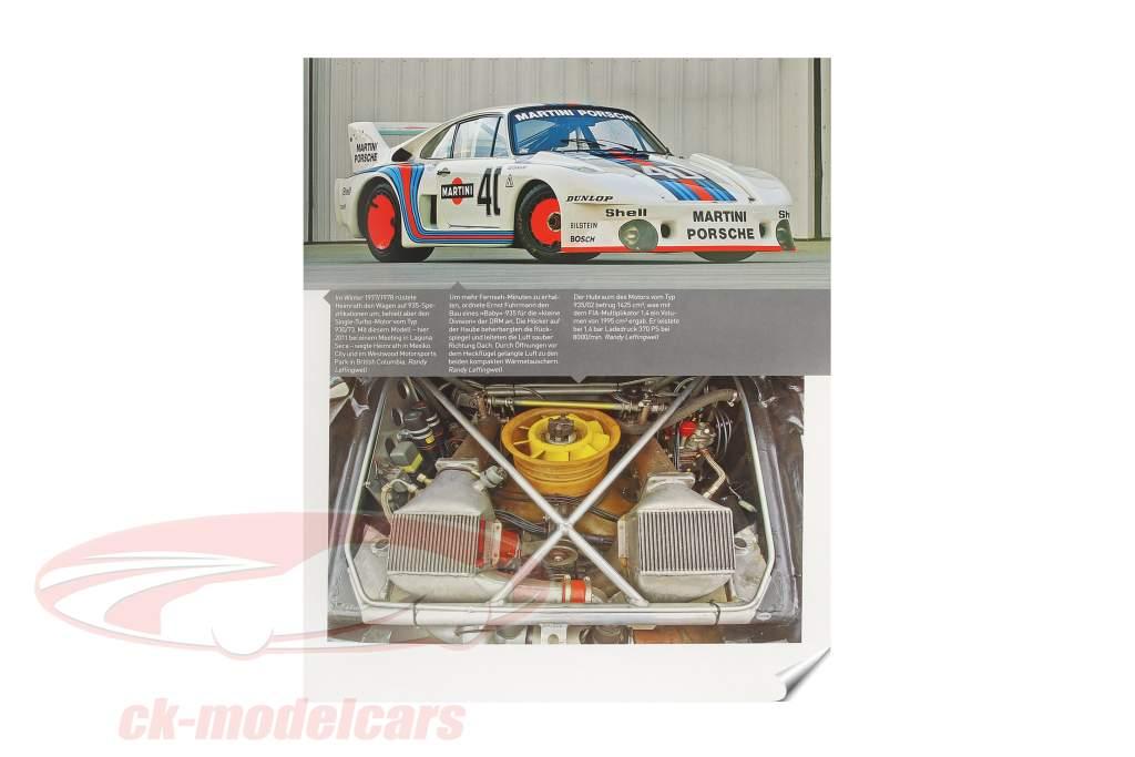 Libro: Porsche Turbo di Randy Leffingwell